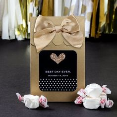 Personalized Candy Bags