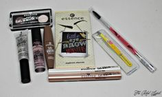 Essence Little Eyebrow Monster Collection
