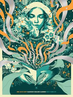 Phish Posters, Concert Posters, Music Posters, Retro Posters, Rock Posters, Band Posters, Graphic Design Brochure, Graphic Art, Pop Culture Art