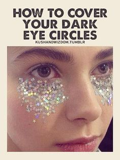 How to cover your dark under-eye circles -- Click through for the 20 best beauty memes ever