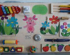 Busy Board mar actividad tablero tablero sensorial