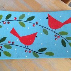 bird paper cutting technique