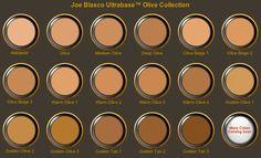 Camera Ready Cosmetics - SAMPLE of Joe Blasco UltraBase Foundation, $4.75 (http://camerareadycosmetics.com/products/sample-of-joe-blasco-ultrabase-foundation.html)