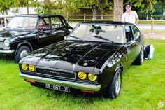 #Ford #Capri à l'expo-bourse d'Ossey les 3 Maisons Reportage complet : http://newsdanciennes.com/2015/09/06/retour-a-lexpo-bourse-dossey-les-trois-maisons/ #Vintage #Classic_cars #Voitures #Anciennes