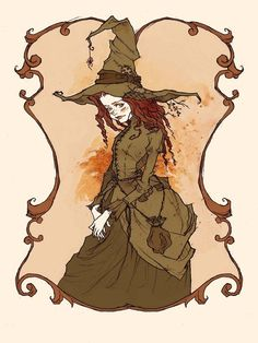 Little Witch by Abigail Larson on deviantART