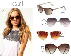 1000+ images about Glasses on Pinterest Face shapes ...