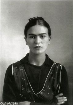 In the Studio: Mixed Media of Fearless Frida Kahlo | The Purses Project