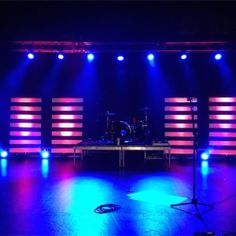 24 Best Church Stage Lighting Images
