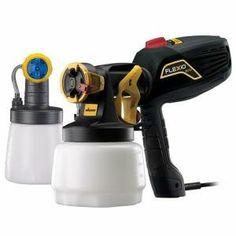 Wagner Flexio 570 HVLP Paint Sprayer with Bonus Fine Finish Nozzle - purchased