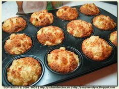 How to make Pineapple Coconut Muffins Recipe - Desserts