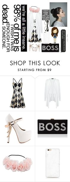 """""""Untitled #181"""" by band-freak101 ❤ liked on Polyvore featuring New Look, ZiGiny and Milly"""