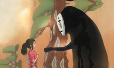 Spirited Away - A little girl called Chihiro is in the middle of moving house to the suburbs when she wanders into a mysterious and stunningly beautiful world which is a hotel resort for gods and spirits and is run by witches and bizarre monsters.