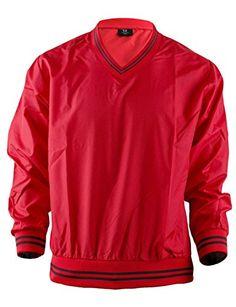 BCPOLO Men's Casual Windbreaker V-Neck Collar Wind Shirt Long Sleeve Sportswear-red XS BCPOLO http://www.amazon.com/dp/B00S7OFKPG/ref=cm_sw_r_pi_dp_wHx7ub0Z0YKPB
