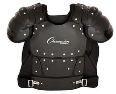 Umpires Protection 159051: Champion Sports Umpire Chest Protector Black, 17-Inch -> BUY IT NOW ONLY: $81.28 on eBay!