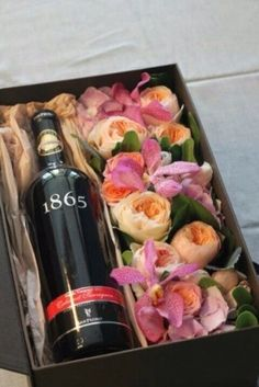 Merci pour un jour de vin et des roses...