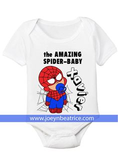 Unique baby romper gift to welcomed your/friend's baby.