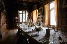 Mariage G & G • 21|07|2018 - Fleuriste spécialisée en mariages et wedding design en Alsace Table Settings, Design, Elegant Wedding, Chic Wedding, Atelier, Exterior Decoration, Place Settings