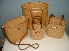 Nantucket Lightship Baskets!