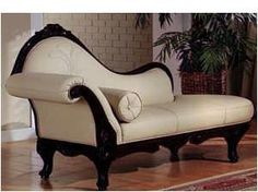 Neat chaise lounge