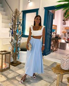 Best Skirt Outfits Part 11 Mode Outfits, Skirt Outfits, Trendy Outfits, Fashion Outfits, Denim Dresses, Sweater Dresses, Classic Outfits, Skirt Fashion, Fashion Clothes