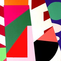 "Saatchi Art Artist William LaChance; Painting, ""Formal Abstraction #33 (quarter pipe)"" #art"