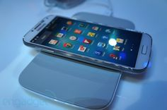 Galaxy S4 to have wireless charging in some markets