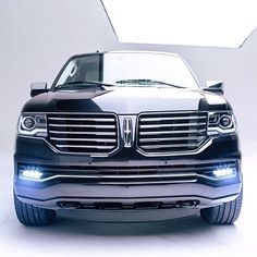 The 2015 Lincoln Navigator