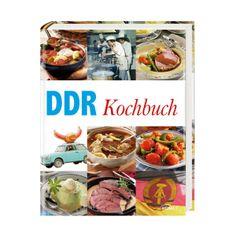 DDR Kochbuch gebunden