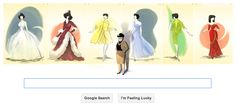 Google Doodle Honors Edith Head, Oscar-Winning Costume Designer