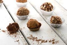 moonlightboulevard:    Nutella Truffles