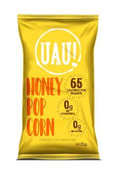 CRISPETAS DE MIEL: Deliciosas y crujientes crispetas,100% de maíz, con miel en polvo,que le da este toqueúnico y dulcea tu paladar. Libre de gluten, sin grasas trans, sin colesterol, sin sodio e ideal para vegetarianos. Sólo 65 calorías por paquete. Excelente opción como snack saludabe para ti y para los que quieres. Sin Gluten, Snacks Saludables, Pop, Snack Recipes, Packaging, Coffee, Drinks, Image, Trans Fat