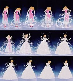 Cinderella ~ It is well known that the transformation of Cinderella