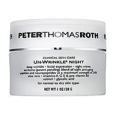 Un-Wrinkle Peel Pads - Peter Thomas Roth | Sephora