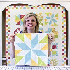 FREE Annie's Choice Quilt Block Pattern