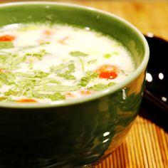 Tom Ka Gai (Coconut Chicken Soup) Allrecipes.com