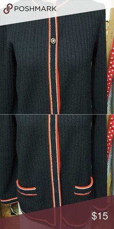 Vintage sweater jacket True vintage sweater blazer Vintage Sweaters