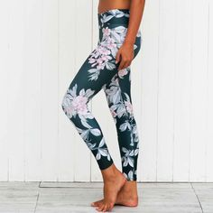 Cheap yoga pants, Buy Quality sport clothes directly from China women yoga pants Suppliers: Floral Print Running Tights Women Yoga Pants Sport Leggings Gym Clothing Fitness Tights Ropa Deporte Mujer Yoga Sport Clothes Best Leggings, Workout Leggings, Women's Leggings, Workout Pants, Printed Yoga Pants, Printed Leggings, Print Pants, Jeggings, Girly