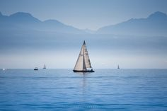 Sailing - Sailing. Once Upon a Time in Switzerland 2017.