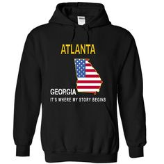 ATLANTA - Its Where My Story Begins - #college gift #inexpensive gift. GET  => https://www.sunfrog.com/States/ATLANTA--Its-Where-My-Story-Begins-slsag-Black-6194457-Hoodie.html?id=60505
