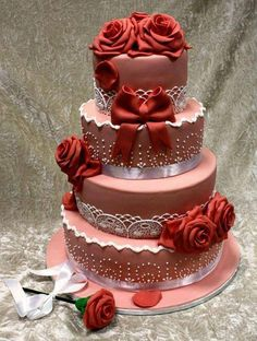 bolo de casamento estilos diferentes 8 Mais