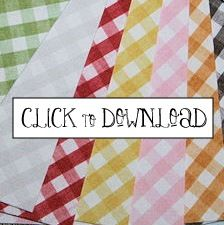 Gingham: large