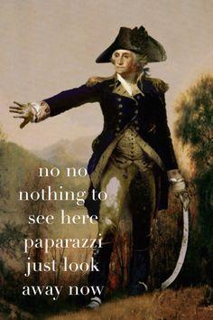 36 of The Best George Washington Memes We Are Bears, History Jokes, Funny History, Art History, History Major, Ancient History, My Champion, Funny Memes, Hilarious