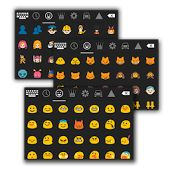 FREE  download Emoji Keyboard and share your feeling with your friends and enjoy unlimited. https://play.google.com/store/apps/details?id=com.colortheme.emojikeyboard