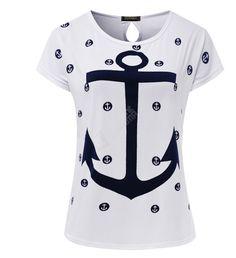 Dámské námořnické tričko - mix druhů