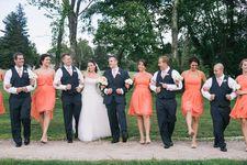 Robertson/ Calhoun Wedding at The Bethel Inn Resort Photography by Jaimee Morse