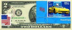 $2 DOLLARS 2013 STAR STAMP CANCEL DE TOMASO ITALIAN SPORT LUCKY MONEY VALUE $500 Two Dollars, Legal Tender, Stamp, Ebay, Money, Sport, Gift, Deporte, Silver