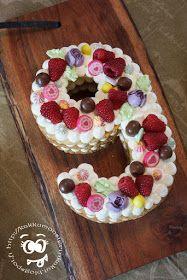 Kakkumonsteri: Numerokakku (video) Pudding, Desserts, Food, Tailgate Desserts, Deserts, Custard Pudding, Essen, Puddings, Postres