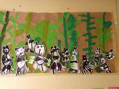 Le tour du monde de Loup : La Chine (période 4) MS | La Maternelle De Wendy