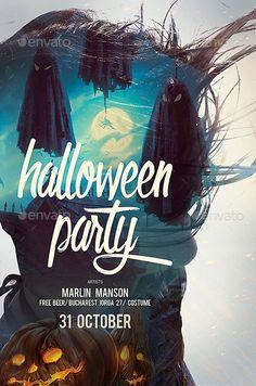 Halloween Flyer Template - http://ffflyer.com/halloween-flyer-template/ Enjoy downloading the Halloween Flyer Template created by Colorblinds   #Beats, #Club, #Dance, #Disco, #Dj, #Edm, #Electro, #Event, #Party, #Summer, #Techno, #Trance