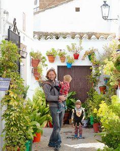 Priego de Córdoba a traditional Spanish town with a picturesque Moorish quarter more info on the blog #familytravel #Córdoba